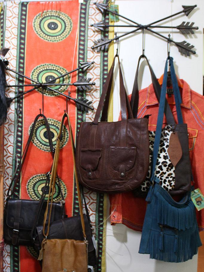 Ladies Leather Handbags