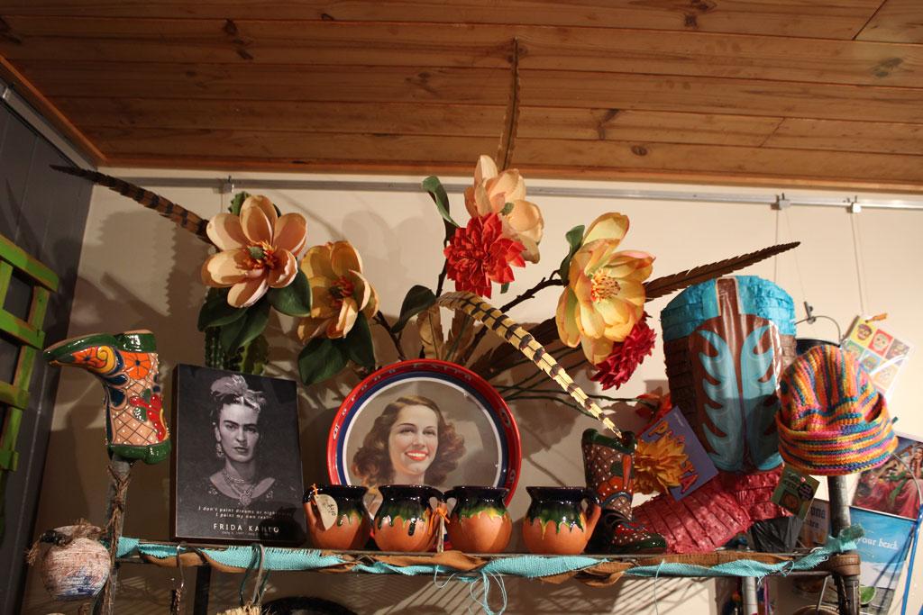 Artist Frida Kahlo