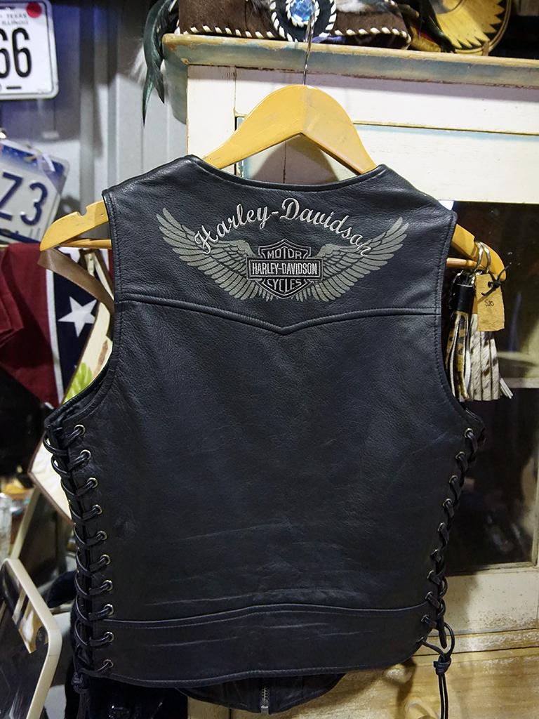 Harley Davidson Mens Vest